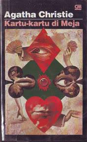 "Resensi novel Agatha Christie ""Kartu-kartu di meja"